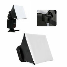 Foldable Soft Box Flash Diffuser Dome For Canon Nikon Sony SLR Pentax 29x26cm