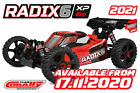 Corally 00185 1:8 Radix XP 4WD 6S Brushless RTR