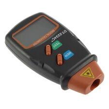 New Digital Laser Photo Tachometer Non Contact RPM Tach YF