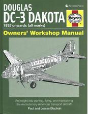 HAYNES DOUGLAS DC-3 DAKOTA OWNER S MANUAL-HISTORY_DETAILS_OPERATIONS_DIAGRAMS