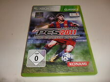 XBOX 360 PES 2011-Pro Evolution Soccer [Classics]