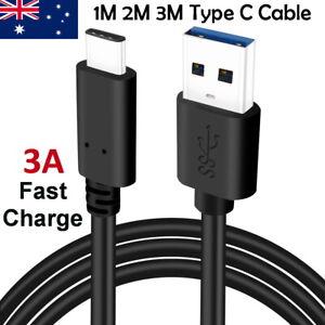 1M 2M 3M Short USB 3.1 Type C USB C to Male USB Cable Adapter Fast Charging HQ