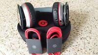 Beats By Dr. Dre  Wireless / Bluetooth -wifi Headband Black Eecellent condition!