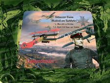 WW1 German Mouspad Manfred von Richthofen Red Baron German Empire Fighter Pilot