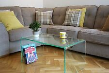 Clear Perspex Acrylic Plastic Premium Coffee Table Gl Effect