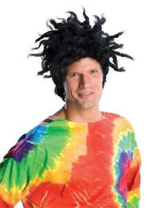 Dreaded Dude Wig Short Dreadlock Rasta Beach Bum