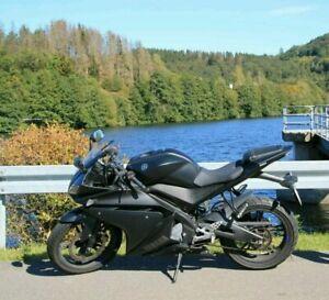 Yamaha YZF-R125 Sonderedition Carbon