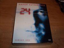 (4) 24 Season 1 2 3 4 (DVD 2009, 7-Disc Set) Kiefer Sutherland Drama TV Show NEW