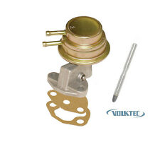Fuel Pump with Rod for Alternator Style Fits 1973-on VW Beetle Bug Ghia Bus Van
