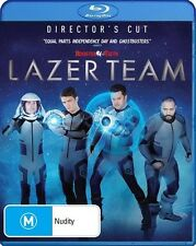 Lazer Team (Director's Cut)