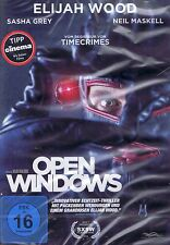 DVD NEU/OVP - Open Windows - Elijah Wood & Sasha Grey