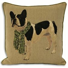 Cotton Blend Animals & Bugs Square Decorative Cushions