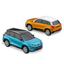 MODELLAUTO 1:43 SUZUKI VITARA LY ORANGE-WEIß NEU ORIGINAL