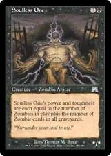 SOULLESS ONE Onslaught MTG Black Creature — Zombie Avatar Unc