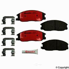 Disc Brake Pad Set fits 2002-2009 Kia Sedona Sorento  WD EXPRESS
