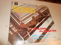 33 GIRI LP DISCO - THE BEATLES PLEASE PLEASE ME - EMI - VINTAGE
