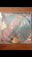 "Roger Taylor ""Happiness"" 12"" Singolo Vinile Single Vinyl"