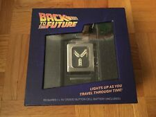 Back to the Future Flux Capacitor Watch Open Box