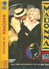 MADONNA I'M BREATHLESS CASSETTE FILM MUSIC DICK TRACY Downtempo Pop Rock Synth