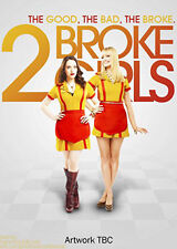 DVD:TWO BROKE GIRLS - SEASON 3 - NEW Region 2 UK