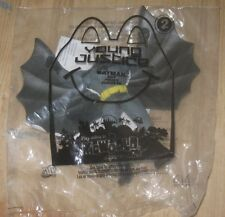 2011 McDonalds Happy Meal Toy - Young Justice - Batman #2