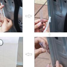 Clear Car Side Door Edge Defender Protector Trim Guard Protection Strip DIY