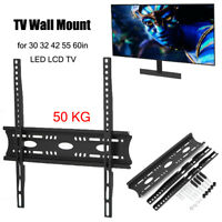 TV Wall Mount for 30 32 42 55 60 Inch LCD LED TV Home 50KG TV Wall Mount Bracket