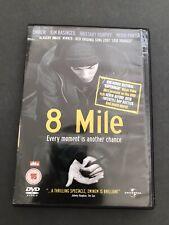 8 MILE EMINEM DVD MOVIE 2002
