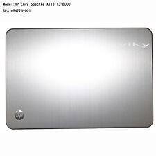 New HP Envy Spectre XT13 13-B000 Laptop Back Rear Top Lid Lcd Cover 694726-001