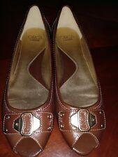 CIRCA JOAN & DAVID Tan Shoes Size 10M