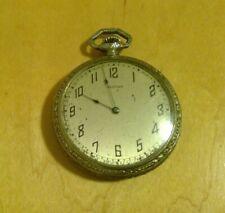 1900 Waltham Riverside Pocket Watch Model 1894 17J 12S RUNNING