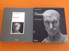 ARTUR ROSENAUER DONATELLO L'OPERA COMPLETA  ELECTA  ANNO 1993