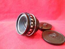 Objektiv Lens R Travegon 3,5/35 mm Zustand gut für Praktina A.Schacht Ulm