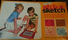 Denys Fisher Vintage Etch A Sketch Drawing Game