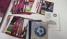 CALCIATORI EURO 2012 Panini  Set Completo Figurine-stickers * NEW DA N.1 A N.539