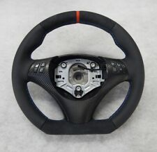 BMW M E90 E91 E92 E87 E84 E82 E81 E88 Steering Wheel Sport Alcantara