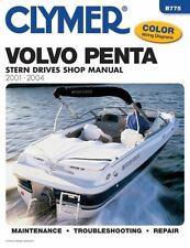 Volvo Penta Stern Drive Shop Manual 2001-2004 (Clymer Marine Repair), Penton Sta