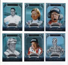 2007 Legends GALLERY SILVER Pick any 2 of 10 for $1.00 (No Earnhardt or Wallace)