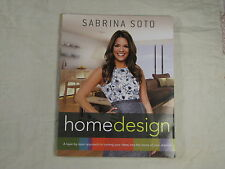 Home Design: A Layer-by-Layer Approach by Sabrina Soto brand new