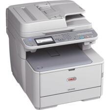 OKI MC342dn Farblaser MFP A4, 4-in-1, Drucker Kopierer Scanner Fax