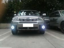 Angel Eye Fog Lamps Light Kit for 2009 2010 2011 2012 2013 Subaru Forester