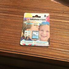 Monster Digital Sd Memory Card 8 Gb Legacy