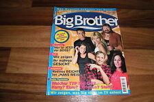 BIG BROTHER # 41 vom 5.10.2000 -- NADINES BEICHTE / WER ist JETZT der BOß / EBRU