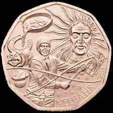 Austria 2014 € 5 Euro NEUJAHR The Gift of Luck ~ New Year Copper Coin