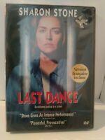 Last Dance (DVD, 2003) Brand New Sealed OOP Sharon Stone Rare Jail Prison