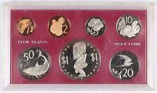 1972 Cook Islands Proof Set
