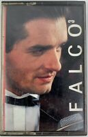 FALCO 3 Cassette 1985 A&M Records CS5105 BASF Chrome Version 1st Edition USA