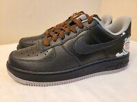"NEW Nike Air Force 1 Low '07 LV8 ""Detroit Away"" CD7789-001 Men's Size 7"