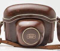 Zeiss Ikon 20.7510 Bereitschaftstasche camera case für die Zeiss Ikon Symbolica