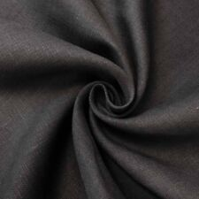 100% Linen Fabric Medium Heavy Weight Woven By The Yard 60